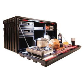 Cozinha Caminhão Maxiclima Modulada