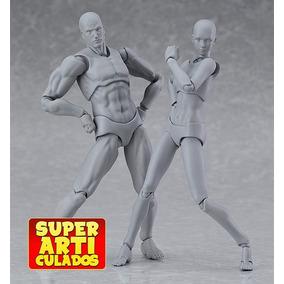 Muñeco Articulado Dibujo -archetype Next Como Body Kun