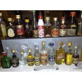 Colección Botellas Latas Y Miniatura