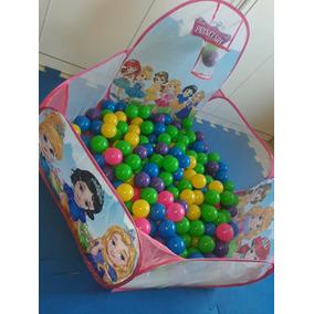 Piscina Bolinhas Crianças Menino Ou Menina +200 Bolas