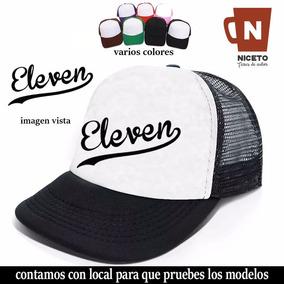 Gorra Trucker Barrios De Buenos Aires Mod El Once O Eleven