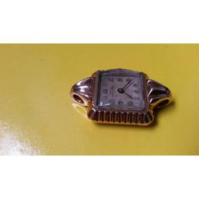 Relógio Aries Antigo / Plaque Perfeito