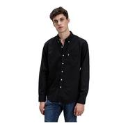 Camisa Levis Hombre Classic One Pocket Negra Y Varios Colrs.