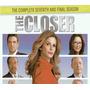 The Closer Dvd Temporadas Completa 7 Temporadas En Cajas