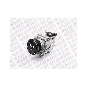 Compressor Modelo Trs90 Honda Accord 2001 Polia 5pk R134a