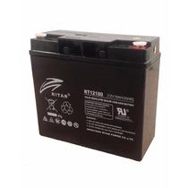 Bateria Para Silla De Ruedas Electrica 12volts 18ah