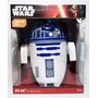 Lampara De Pared 3d Deco Light Star Wars R2-d2