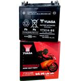 Bateria Gel Yuasa Ytx14-bs Sellada 12v 12ah Bmw F650 - Fas