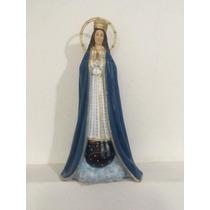Virgen Inmaculada Concepcion De Resina 70 Cm