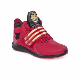 Zapatillas Botas adidas Avengers Iron Man-sagat Deportes-af3