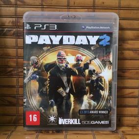 Jogo Ps3 - Payday 2