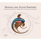 Manual Filete Porteño Arte Terapia Libro Colorear Adulto