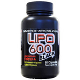 Lipo 600 Black - 100% Original Perca Até 6kg Mês