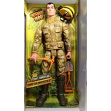 Muñeco De Accion Corps Soldado Articulado 30 Cm