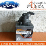 Bomba Aceite Ford Sierra