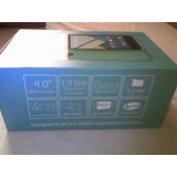 Caja Original Blu Advance 4.0 L Con Manual
