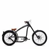Bicicleta Retrô Nirve Chopper - Switchblade Gloss Black