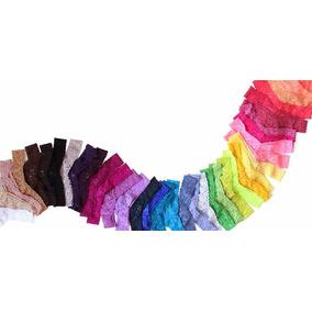 Tangas 100 Pzas Variedad De Colores Y Diseños P. De Mayoreo