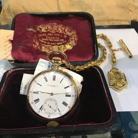 36fc22accb7 Patek Philippe Calatrava Caixa Ouro - Relógios no Mercado Livre Brasil