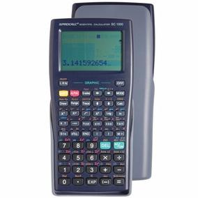 Calculadora Científica Procalc Sc1000 Escritório Total