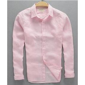 Camisa Social 100% Linho