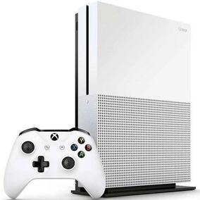 Console Microsoft Xbox One S Assisins 4k Blu-ray Hdr 1tb