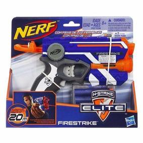 Lançador Nerf Elite N Strike Fire Strike Hasbro A0709
