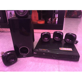 Home Teather Lg Con Dvd