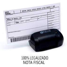 Leitor Codigo De Barras Nonus Boleto Bancario P/ Porta Usb