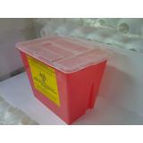 Envase Contenedor Desechos Infecciosos 7 Litro