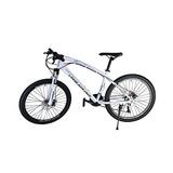 Lauxjack Bicicleta De Montaña 24 Vel Rodada 26 Freno Disco