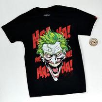 The Joker Guason Batman Dc Comics Playera 100% Original 3