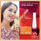 Kriska - Atitude - Fragancia Femenina 50ml Cód. 50893 Natura