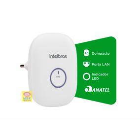 Repetidor De Sinal Wi-fi Intelbras N 300 Mbps Wireless