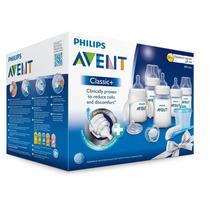 Teteros Philips Avent Classic Plus 9 Piezas Nuevos