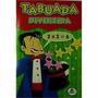 Livro Infantil - Tabuada Divertida - Brasileitura
