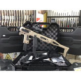 Culatin Kit Micro Roni G3 P/glock 19-23-32 + Linterna + Mira
