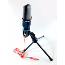 Microfone De Mesa Condensador Jiaxi Sf-402 Panmaxx