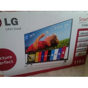 Televisor Lg 47 Smart Tv 3d 47lb6500