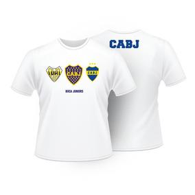 Remera De Boca Estampadas! Calidad Premium! Camiseta
