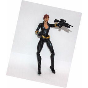 Black Widow Viuva Negra Action Figure Marvel Legends