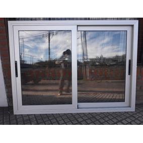 Rotonda 640 anodizado peltre aberturas ventanas de for Ventanas aluminio gris antracita