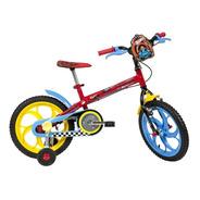 Bicicleta Caloi Hot Wheels 16