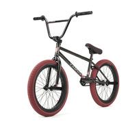 Bicicleta Bmx Profesional Fit Bike Co Vhs ¡full Cromo! Negra