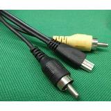Cable Audio Y Video Av Para Canon Sd4000 Sd4500 Sx130 Sx160