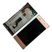 Display Lcd Com Aro P/ Sony Xperia Xa1 G3116/ Pronta Entrega
