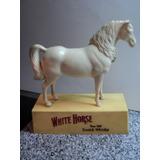 Mascota Publicidad Whisky White Horse Caballo Blanco 1960