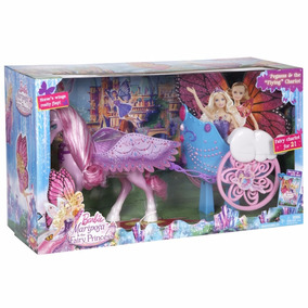 Carruagem Do Pegasus - Barbie Butterfly E A Princesa Fairy