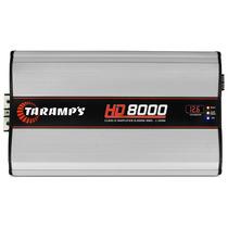 Amplificador Taramps 8.000w Rms Modelo Hd8000 Mono 1 Ohms