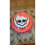 Torta Infantil Monster High, Zona Norte